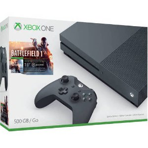 $199.96 Xbox One S 500GB Battlefield 1 Special Edition