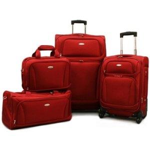 $139.00 免税包邮Samsonite Premium 4件套(20吋、28吋、旅行袋、登机箱)