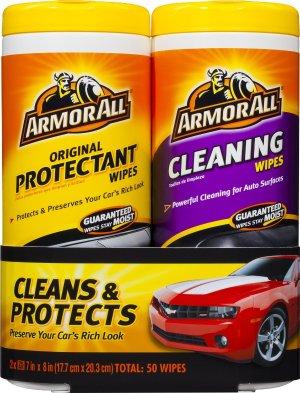 $5.85(原价$15.95)Armor All 汽车清洁保养套件