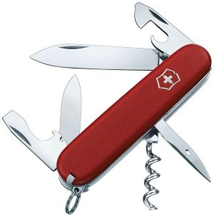 $10Victorinox Swiss Army Pocket Knife