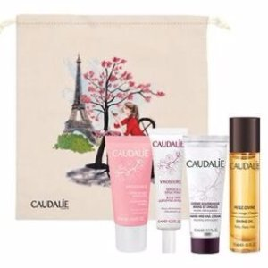 Dealmoon Exclusive! 5pc GWP($45 value)on $65 purchase or more @ Caudalie
