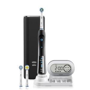 $119.99Oral-B Pro 7000 智能电动牙刷(带无线蓝牙功能)