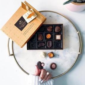 低至6折Godiva 官网精选巧克力黑五甜蜜促销
