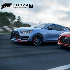 Xbox/PC Free DownloadForza Motorsport 7 2019 Hyundai Veloster N & Turbo Car Pack DLC