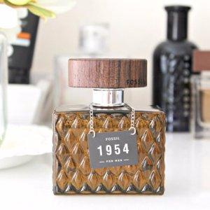 $18 包邮FOSSIL 1954 男士古龙香水