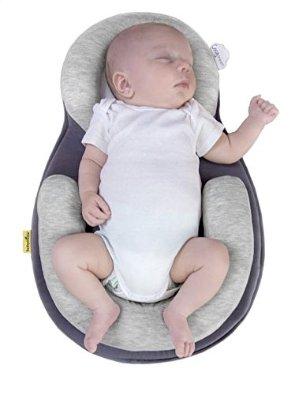 $48.95Babymoov Cozydream  人体工学宝宝舒适睡眠支撑枕 防吐奶防偏头