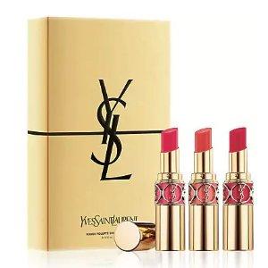 $74!YVES SAINT LAURENT BEAUTY Love Your Lips Set @ Barneys New York
