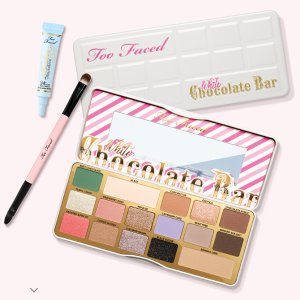 New LaunchWhite Chocolate Bar Palette @ Too Faced