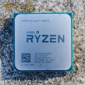 $299AMD Ryzen 7 1800X 3.6GHz 8C16T AM4 Boxed Processor