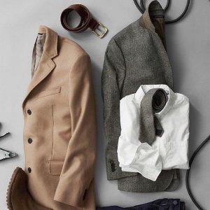 40% OFF+10% OFFBanana Republic Men's Outwear Sale