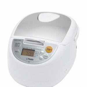 $84.99 超值收虎牌电饭煲tiger jba-t10u-wy 11杯米多功能智能电饭煲
