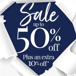 Up to 50% Off + Extra 10% OffSale Styles @ Blue Nile